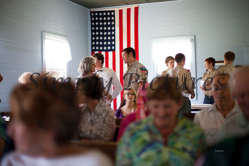 Eagle Scout Ceremony for Weston011