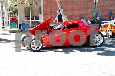 Stuck in Lodi Car Show - Aug 3rd 2013