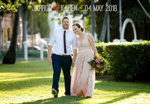 Jarrod & Karen