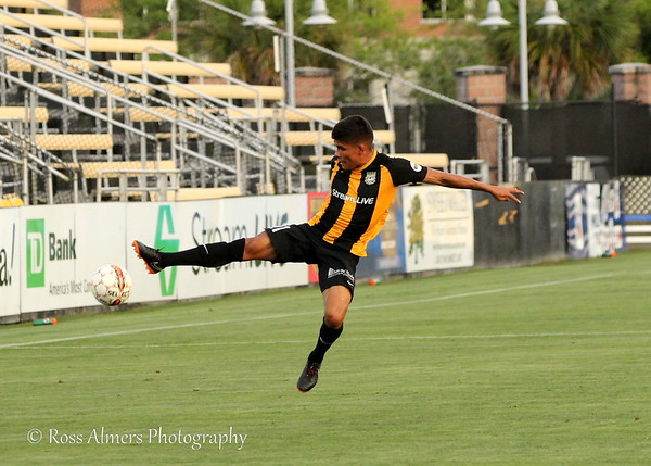 Charleston Battery vs Elm City Express Lamar Hunt US Open Cup 2018