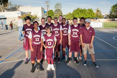 Basketball semifinal