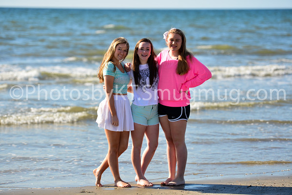 Galveston Beach 2015