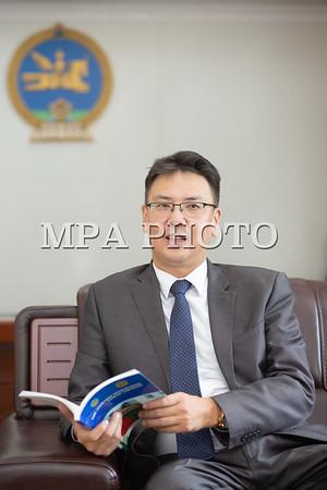 Төв аймгийн прокурорын газрын Ерөнхий прокурор Ц.Нямтайван