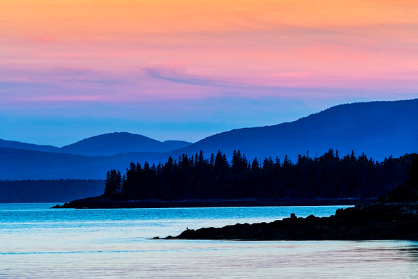 Great Spruce Head Island