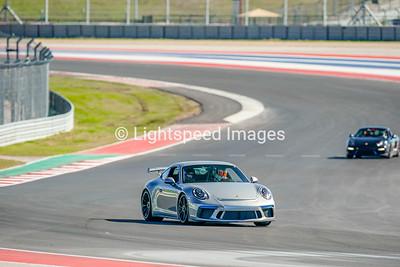 #1 Silver Porsche GT3