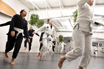 Brazilian Jiu Jitsu Joseph Sylvester - 1/16/2020