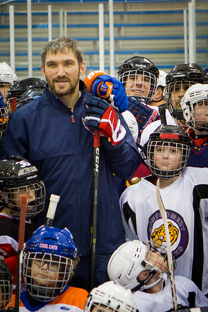 Skate With Ovechkin-2018