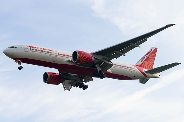VT-ALG - Boeing 777-237/LR