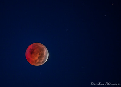2014 Super monn and Blood Moon