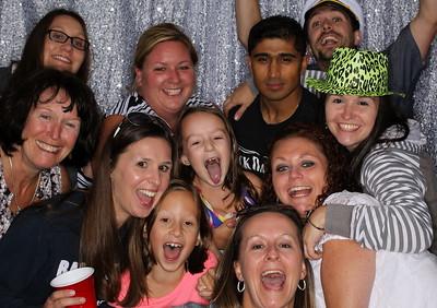 Justina's Graduation Party