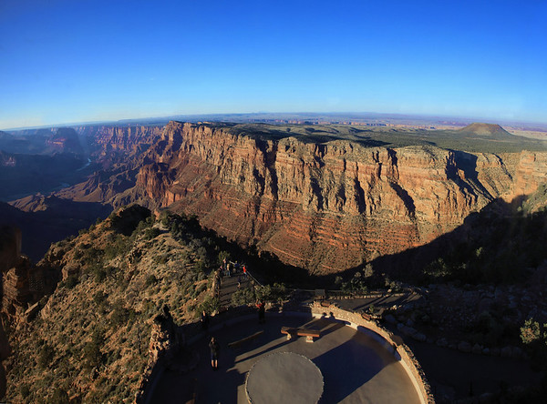 Grand Canyon - Eastern Rim