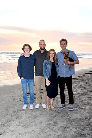 Bate Family 2020