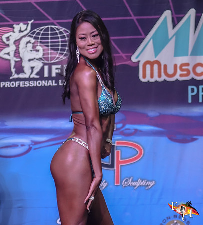 Miami Fit Expo competition 2019