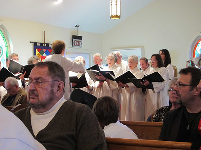 Church Lessons and Carols 2012