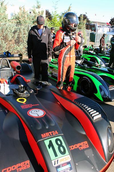 Kyle Masson Performance Tech Motorsports