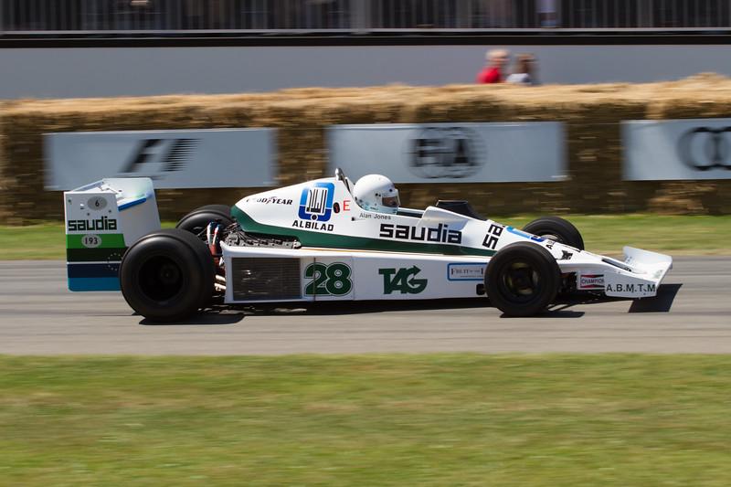 Williams-Cosworth FW06