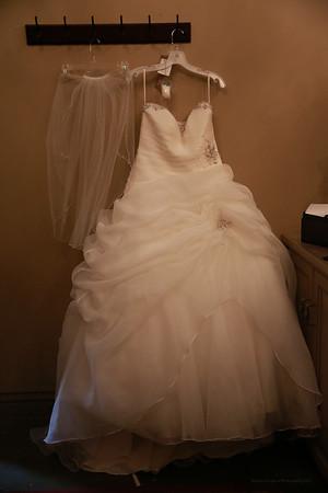 Kira Pyle and Austin Holman Wedding Day