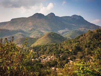 Countryside, Laos