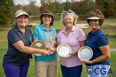 3rd Carolinas Women's Club Team Championship