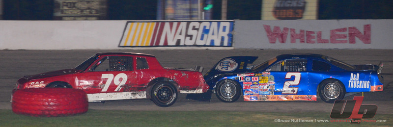 LaCrosse Speedway, August 24th, 2013