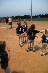 Ryleigh/Abby Bradford Softball Game June 2