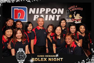 Nippon Sumo Rewards