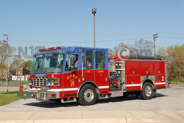 Gary, Indiana Fire Apparatus