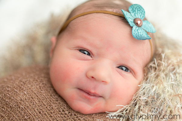 Daliana's Newborn Session