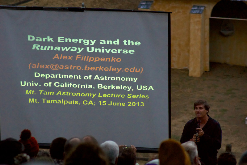 Dark Energy and the Runaway Universe Mt. Tam Astronomy Lecture Series June 2013 ref: c9c0158d-4912-4ebb-a5d6-a2482447987c