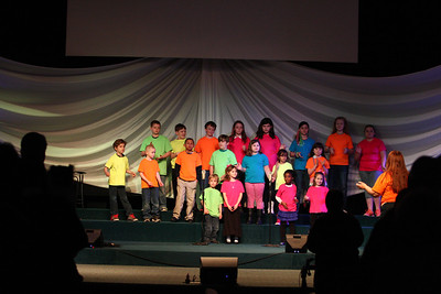 Kids Choir 3.23.2014