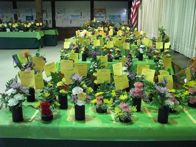 FLGC 2014 Student Flower Show
