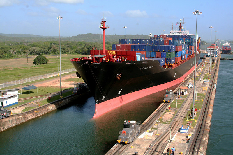 Container Ship in Lock.jpg
