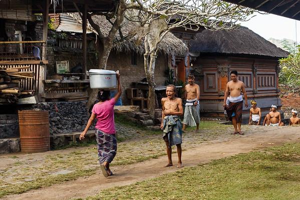 weaving village | tenganan