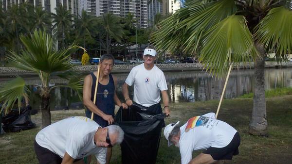 2011 Ala Wai Cleanup 4-16-2011