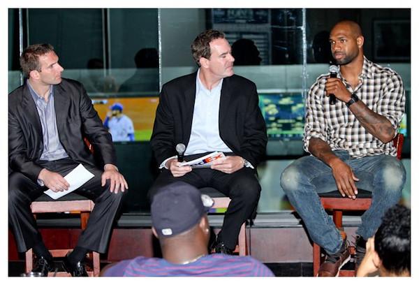 NFL Draft 2011 at the ESPN Zone at LA Live