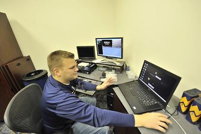 27944 Football video production Brett Kelly