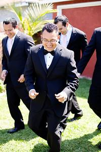 Genoveva and Nery Moreno Wedding