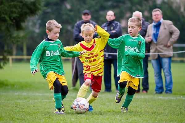 15/03/2014: Standaard Wetteren - KFC Edeboys