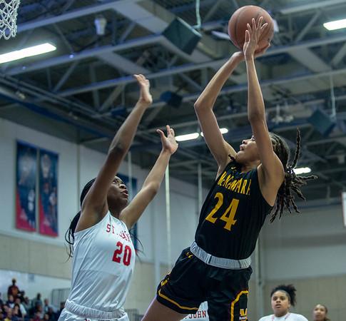 WCAC Girls Basketball Finals: Bishop McNamara vs. St. John's