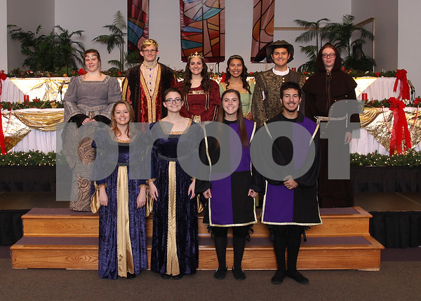 2016-17 RTHS MADRIGALS