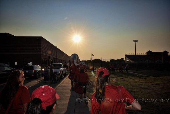 Away Game vs Coppell