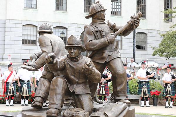 Massachusetts Fallen Firefighters Memorial 2021