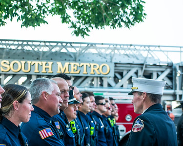 Chief Dave Daley - Retirement Ceremony