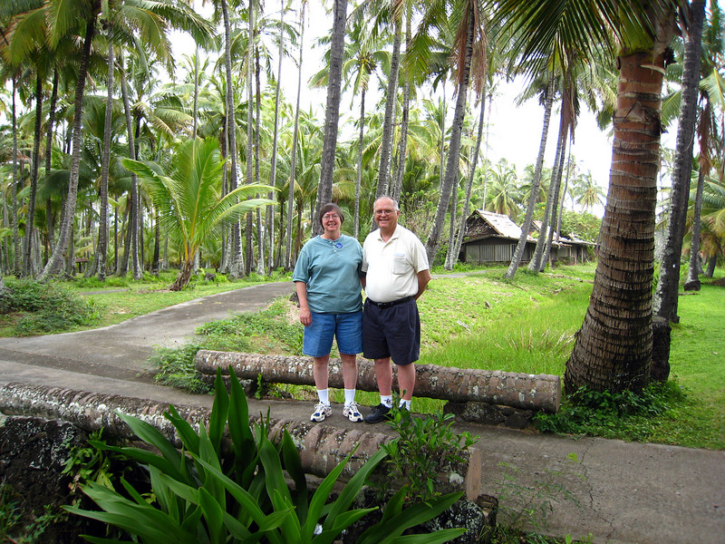 Coco Palms Resort - Pat and Reagan