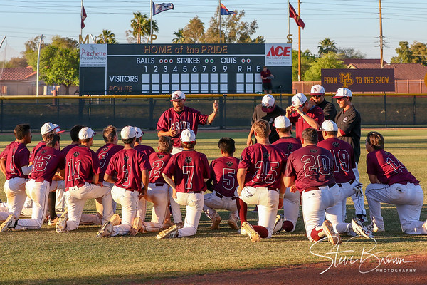2019 Mountain Pointe Varsity Baseball
