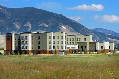 Hilton Homewood Suites Bozeman