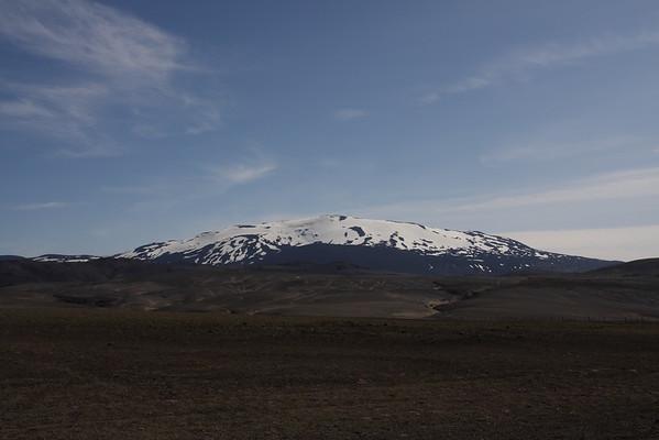 Hekla 11.07.2009