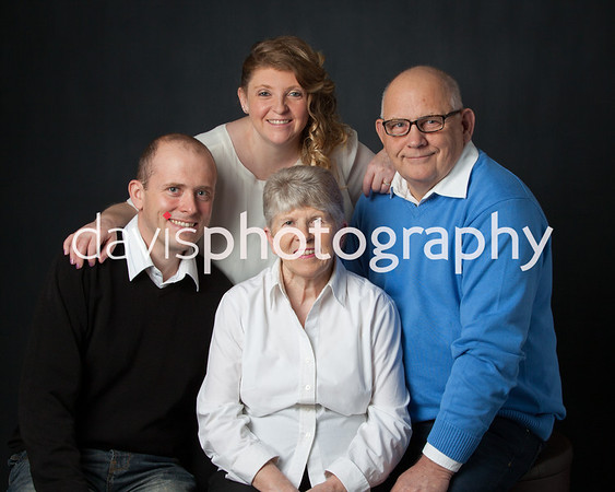 Gamble Family Portraits