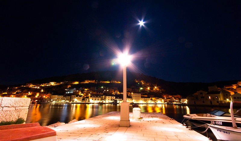 Pučišća, Brač, Croatia
