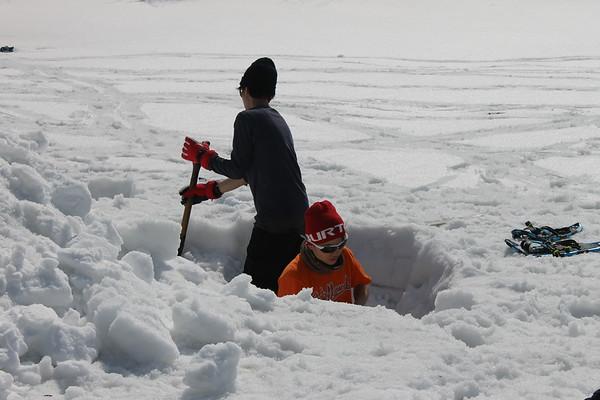 Grade 10 Snow Expedition Tsunan, Niigata